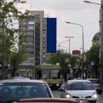 Kruševac, centar, 12 pešadijski puk, OUTDOOR fasadna reklama