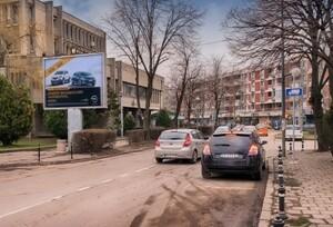 Požarevac, strogi centar, ulica Jovana Šerbanovića, OUTDOOR bilbordi