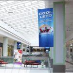 Kragujevac, PLAZA shopping center, INDOOR zastave