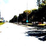 Kraljevo, uži centar grada, ulica Dositejeva, OUTDOOR bilbordi