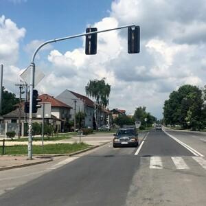 Stara Pazova, periferija, Kralja Petra I - Nova Pazova, OUTDOOR bilbordi