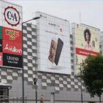 Kragujevac, PLAZA shopping center, OUTDOOR OOH