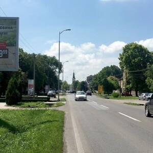Stara Pazova, centar, ulica Karađorđeva, OUTDOOR bilbordi