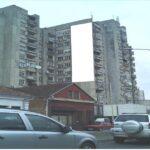 Kragujevac, tranzit, OUTDOOR fasadna reklama