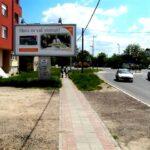 Novi Sad, periferija, Somborski bulevar, OUTDOOR bilbordi