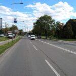 Novi Sad, periferija, ulica Kisačka, OUTDOOR bilbordi
