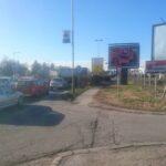 Novi Sad, periferija, ulica Partizanska, OUTDOOR bilbordi