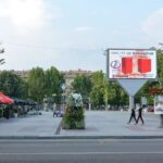 Ruma, centar, OUTDOOR led bilbordi