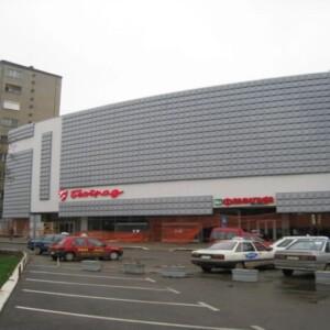 Zaječar, centar, OUTDOOR fasadna reklama