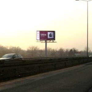 Beograd-Surčin, autoput, OUTDOOR bigboard