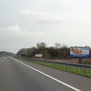 Beograd-Surčin, autoput, OUTDOOR bilbordi
