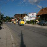 Čačak, ulica Vojvode Stepe, OUTDOOR bilbordi