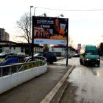 Jagodina, autobuska stanica, OUTDOOR bilbordi