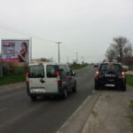 Beograd-Mladenovac, ulaz u grad, OUTDOOR bilbordi