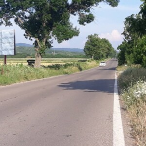 Aleksinac, ulaz u grad, regionalni put KŠ-AL, OUTDOOR megaboard