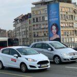 Beograd, Brankov most, OUTDOOR fasadna reklama