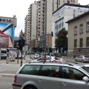 Užice, epi centar, ulica Dimitrija Tucovića, OUTDOOR bilbordi