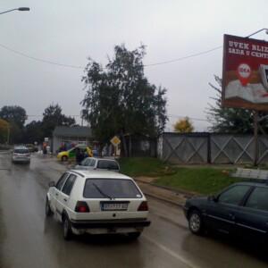Vranje, autobuska stanica, OUTDOOR bilbordi
