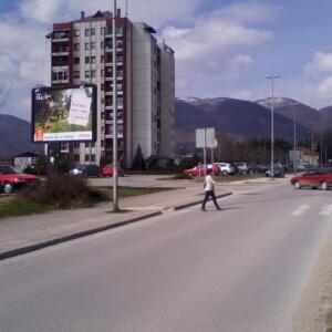 Vranje, širi centar, OUTDOOR bilbordi