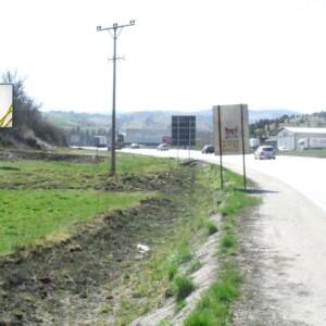 Čajetina, naselje Mačkat, OUTDOOR bilbordi