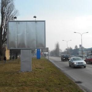 Zrenjanin, autobuska stanica, OUTDOOR bilbordi
