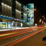Beograd, centar, OUTDOOR fasadna reklama
