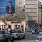 Beograd-Palilula, Palilulska pijaca, OUTDOOR fasadna reklama