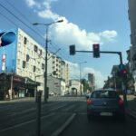 Beograd-Voždovac, centar, OUTDOOR fasadna reklama