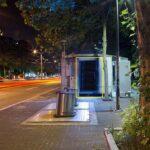 Beograd-Zvezdara, centar, OUTDOOR led bilbordi kiosk