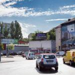 Beograd-Voždovac, Autokomanda, OUTDOOR led bilbordi