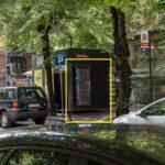 Beograd, Njegoševa, OUTDOOR led bilbordi kiosk