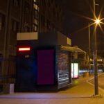 Beograd-Savski venac, Savska, OUTDOOR led bilbordi kiosk
