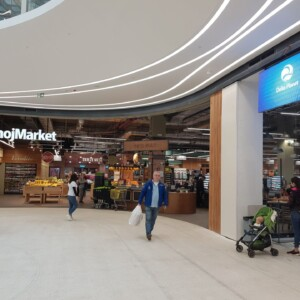 BiH- Banja Luka, DELTA PLANET shopping center, INDOOR led bilbordi