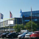 Novi Sad, Novosadski sajam, OUTDOOR led bilbord