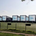 Novi Sad, Novosadski sajam, OUTDOOR fasadna reklama
