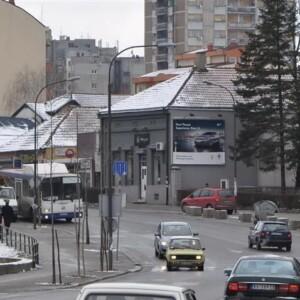 Kragujevac, širi centar, OUTDOOR bilbordi
