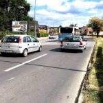 Kragujevac, ulica Lepenički bulevar, OUTDOOR bilbordi
