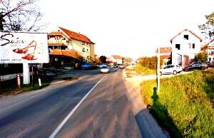 Kraljevo, naselje Jarčujak, OUTDOOR bilbordi