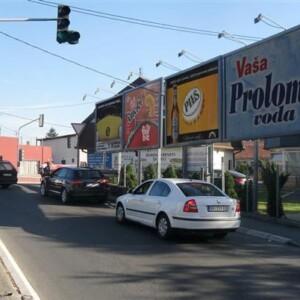Beograd-Voždovac, Dušanovački most, OUTDOOR bilbordi