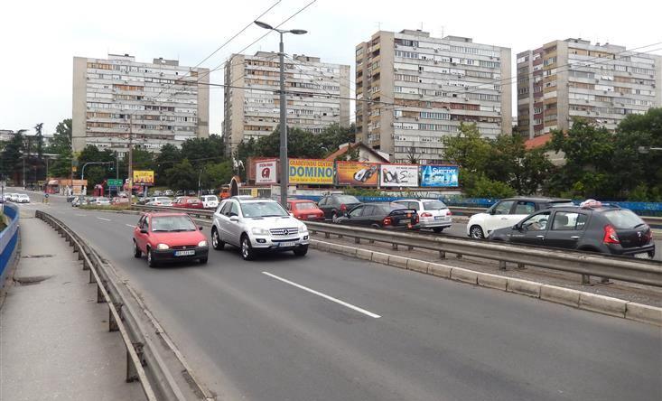 Beograd Vozdovac Plavi Most Outdoor Bilbordi Networkmedia