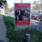 Novi Sad, Futoška pijaca, OUTDOOR totemi