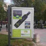 Novi Sad, Spens, OUTDOOR totemi