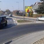Beograd-Obrenovac, ulaz u grad, OUTDOOR bilbordi
