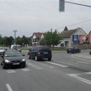 Sremska Mitrovica, periferija, OUTDOOR bilbordi