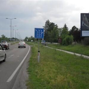 Subotica, Palić, OUTDOOR bilbordi