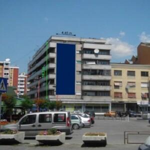 Kragujevac, epi centar, OUTDOOR fasadna reklama